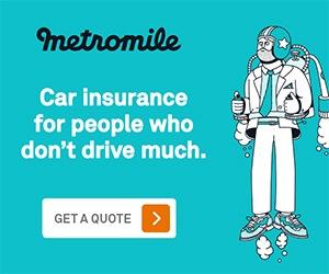 Get MetroMile Auto Insurance