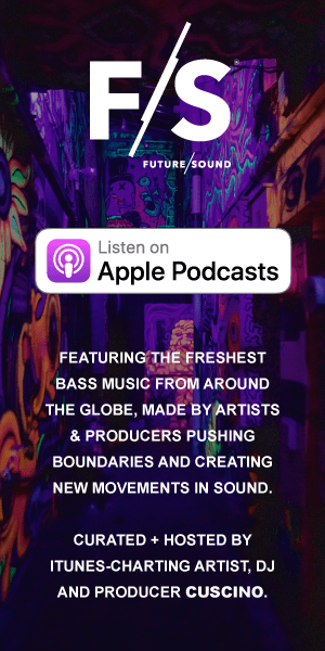 Subscribe FREE to Future/Sound on Apple Podcasts for past episodes featuring the freshest trap and future bass selections from around the globe