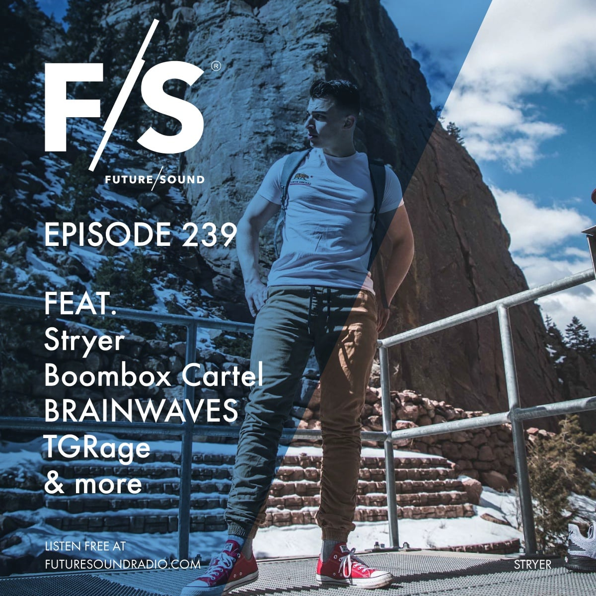 Future/Sound Episode 239 feat. Stryer, Boombox Cartel, BRAINWAVES, TGRage and more | Trap, FutureBass, Dubstep, EDM and more